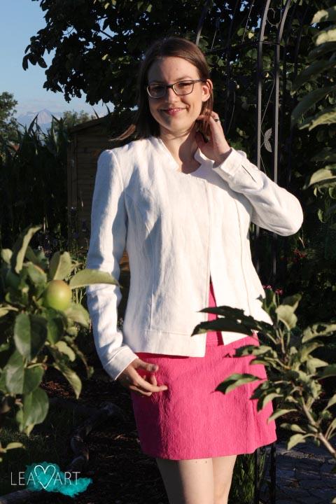 Summerjacket White